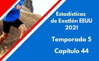 capítulo 44 de exatlon estados unidos 2021